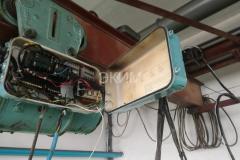 Перевод кран-балки на радиоуправление