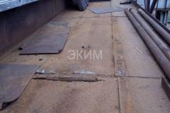 Работы по капитальному ремонту мостового крана, гп 16 тонн